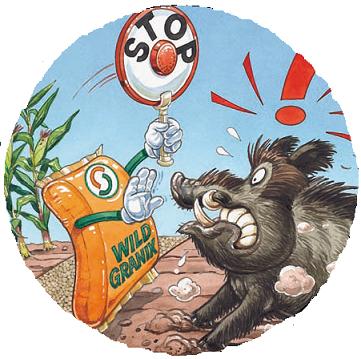 wildgranix odstraszacz dzików