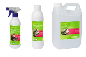 Galvet Wildstop as an invisible odor barrier that repels wild boars, foxes, hares, martens, rats, vo