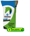 HÖVELER ORIGINAL KRÄUTERMÜSLI- An exceptional herbal forage for 20kg horses.