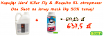 Hard Killer Fly & Mosquito 5L + One Shot 1kg